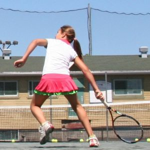 Relève tennis